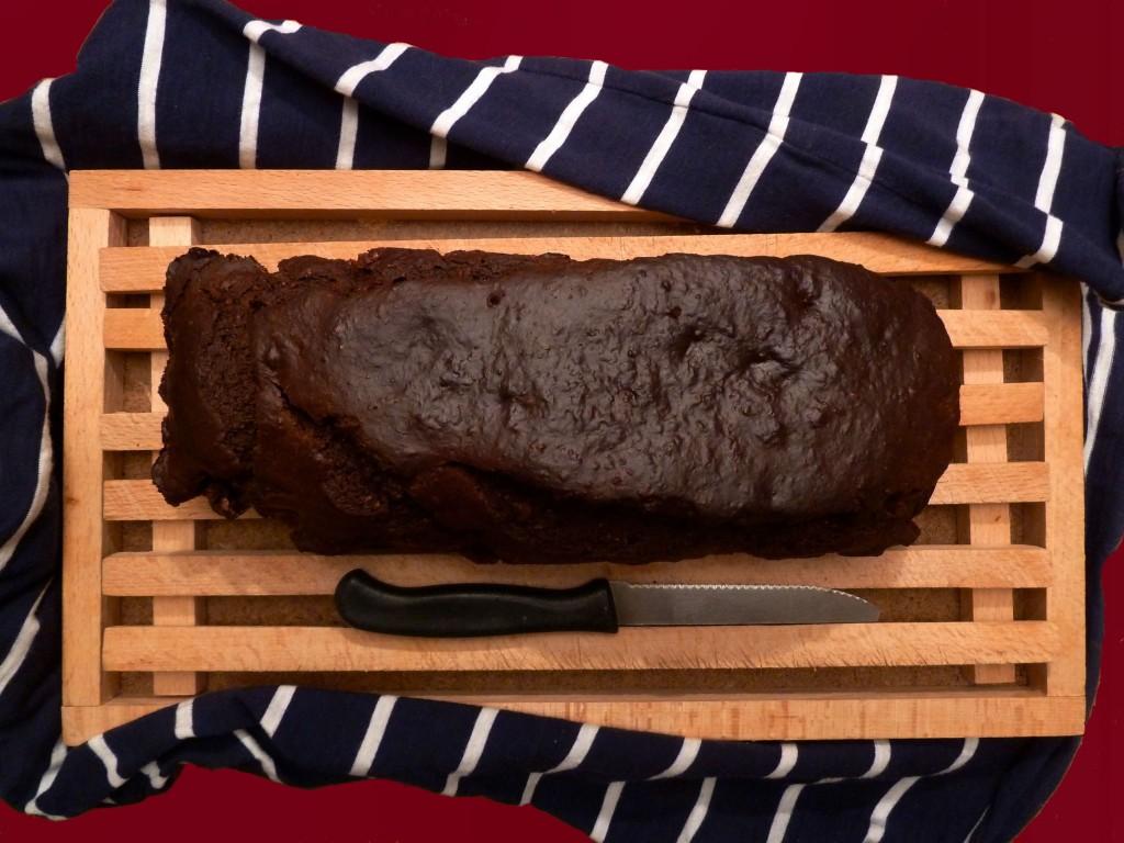 Chocolade cake (suikervrij)