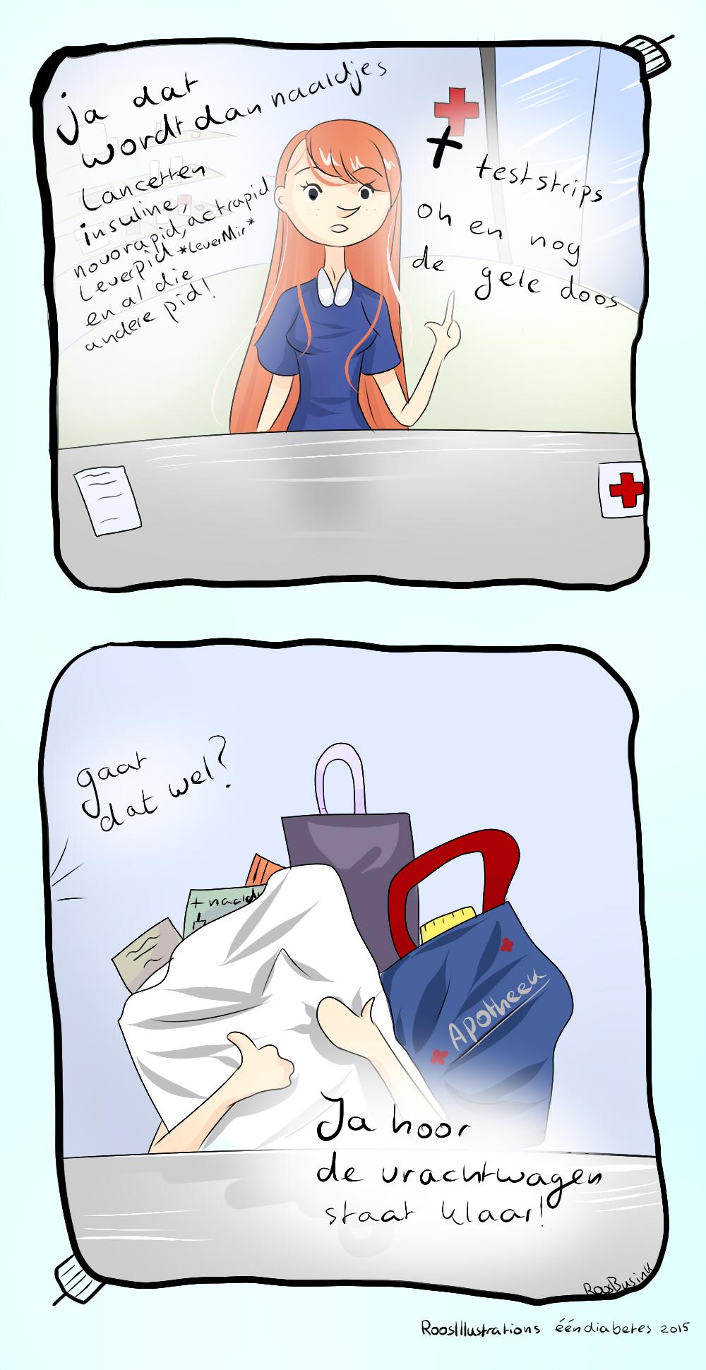 'We nemen je op in het ziekenhuis'