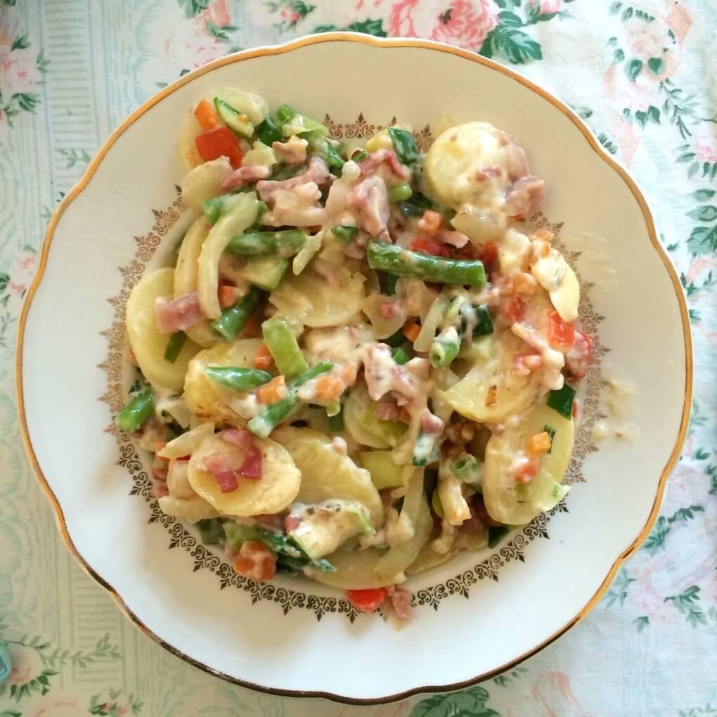 recept, gezond recept, gezond, healthy, aardappel anders schotel, diabetes