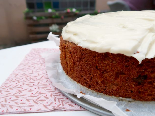 gezonde worteltaart recept healthy carrotcake
